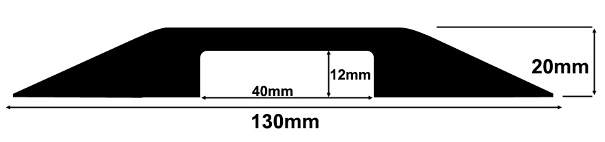 CP14 Dropover Cable Protector Specifications