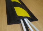 CP4 Cable Protector with Hazard Tape