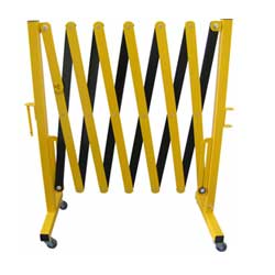 Heavy Duty Freestanding Expandable Barrier