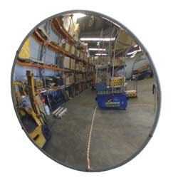 Internal Convex Mirror