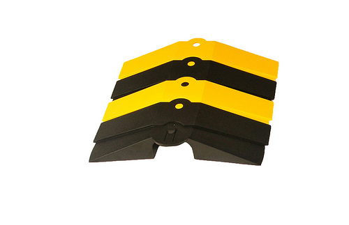 Large Sidewinder Cable Protector